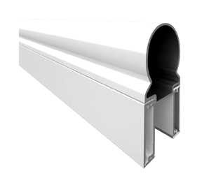 Renaissance Rail – 5000 Series (Round) Aluminum Railings