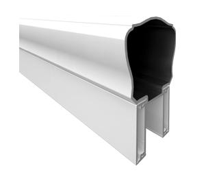 Renaissance Rail aluminum railings Renaissance handrail profile